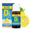 "Витамин Д3 ""VITA D3"" жидкость 500МЕ/капля 10мл лимон (БАД)"