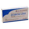 Новокаин суппозитории ректальные 100мг №10