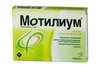 Мотилиум таб. п/о 10мг №30