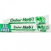 Зуб паста Dabur Herbl свежий гель мята и лимон  60+20г